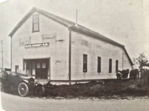 In 1916, the hatchery was relocated to its present location by log rollers and a team of four horses